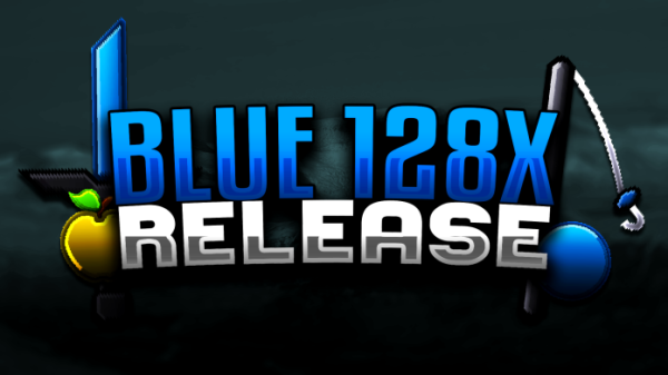Blue PvP Texture Pack Revamp [128x] Release [Smooth PvP Textures]