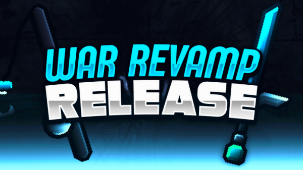 WAR [V1] Revamp PvP Texture Pack [128x] Release