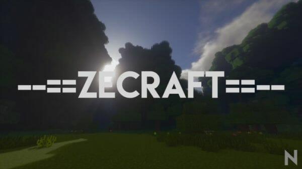 ZeCraft Minecraft Texture Pack [16x]