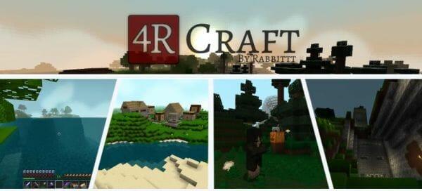 4R Craft Resource Pack 1.12.2