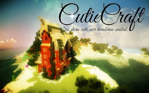 Cutiecraft Resource Pack 1 7 10 Review And Download