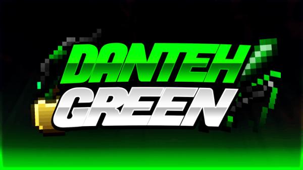 Danteh Green Revamp PvP Texture Pack [16x]