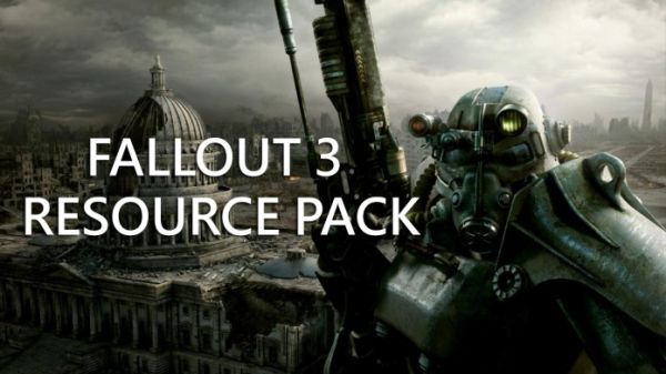 Fallout 3 Resource Pack 1.7.10