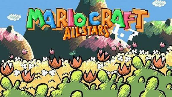 MarioCraft AllStars Resource Pack 1.7.10