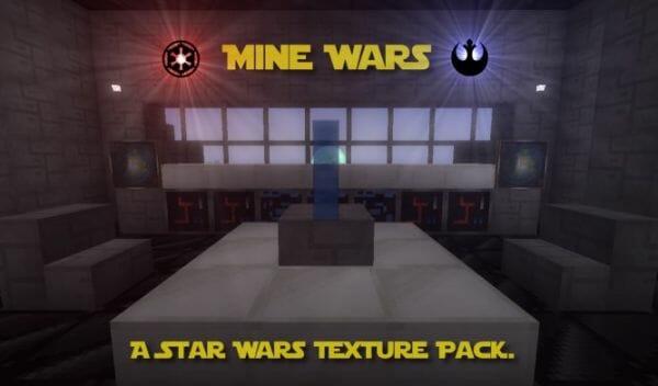 Mine Wars Resource Pack 1.7.10