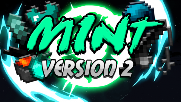 Mint V2 PvP Texture Pack [16x]