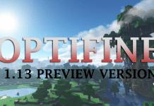 OptiFine 1.13 HD U E3 beta4