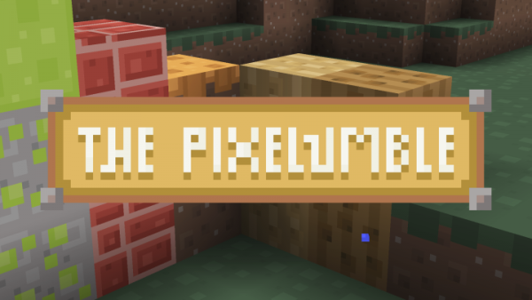The Pixelumble Texture Pack [16x] for Minecraft 1.12.2