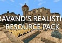 Ravand's Realistic Resource Pack