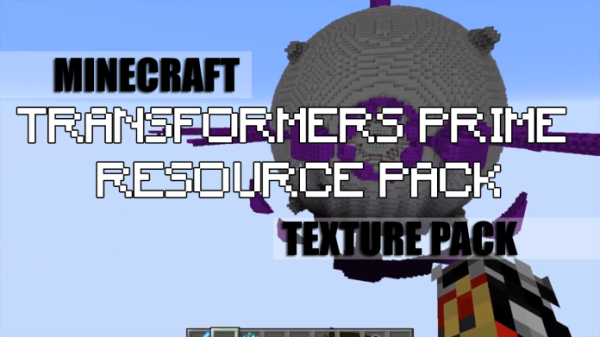 Transformers Prime Resource Pack