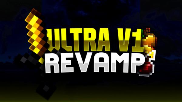 Ultra V1 Revamp PvP Texture Pack [16x]