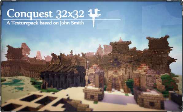 Conquest Resource Pack 1.12.2