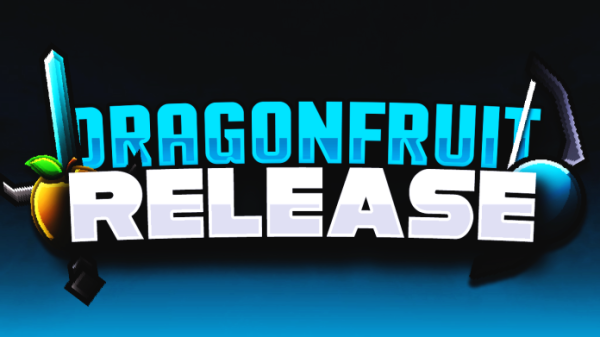 Dragonfruit Revamp PvP Texture Pack [128x] by iSparkton