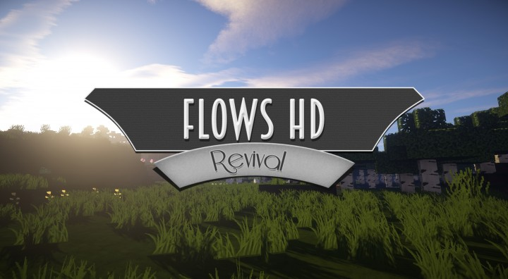 Flows HD Resource Pack 1.13