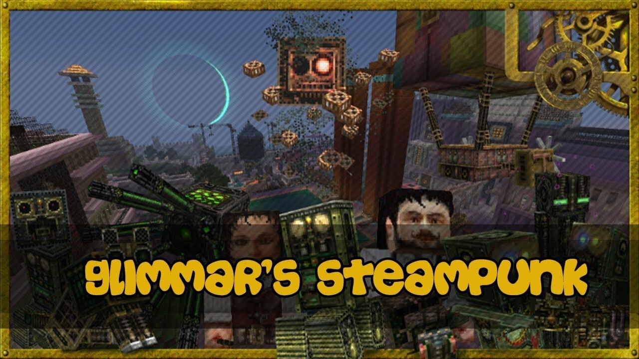 Glimmar's Steampunk Resource Pack 1.13