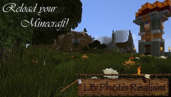 LB Photo Realism Resource Pack 1.12.2