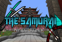 Minecraft Samurai PvP Texture Pack