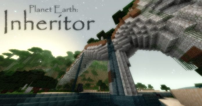 Planet Earth Inheritor Resource Pack 1.7.10