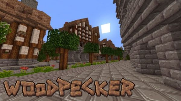 WoodPecker Resource Pack 1.12.2