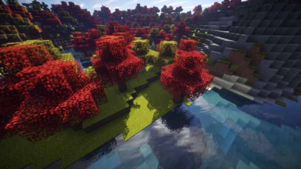 Autumn Overlay Resource Pack 1.11.2