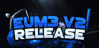 Eum3Blue V2 PvP Texture Pack
