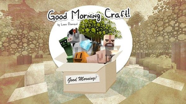 Good Morning Craft Resource Pack 1.9
