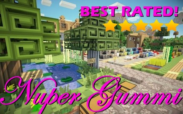Nuper Gummi Resource Pack 1.11.2