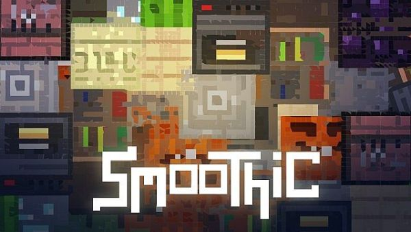 Smoothic Resource Pack 1.11.2