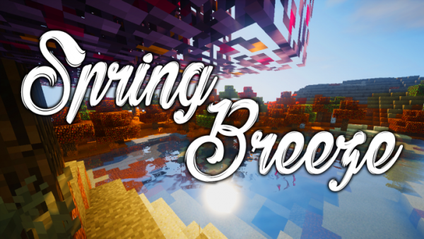 Spring Breeze Resource Pack 1.12.2