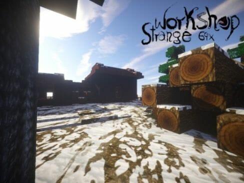 Strange Workshop Resource Pack 1.8.8