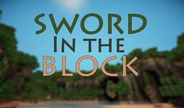 Sword in the Block Resource Pack 1.7.10