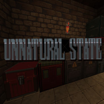 Unnatural State Resource Pack 1.12.2