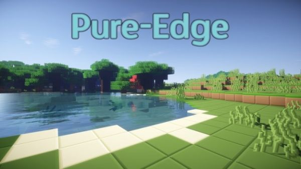 Zorocks Pure-Edge Resource Pack 1.13
