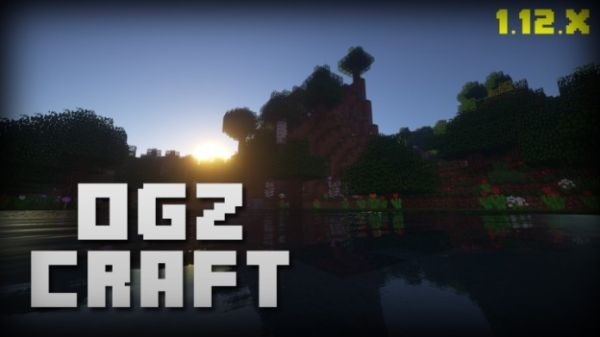OGZCraft Resource Pack 1.12.2