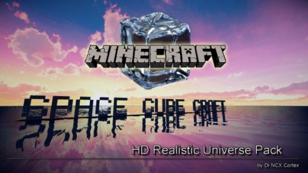 SCC Photo Realistic Universe Resource Pack 1.8.8