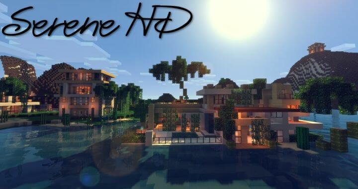 Serene HD Resource Pack 1.11.2