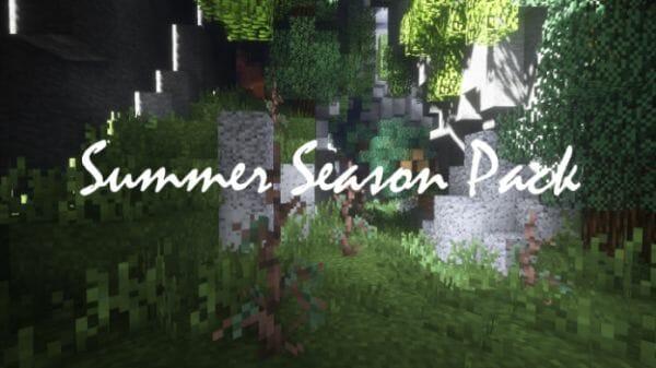 Summer Season Resource Pack 1.12.2