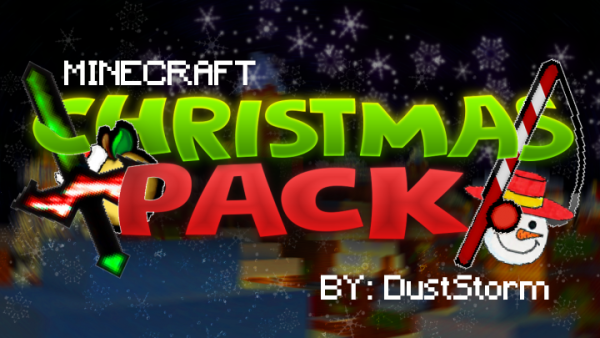 Christmas PvP UHC Texture Pack [128x] by DustStorm