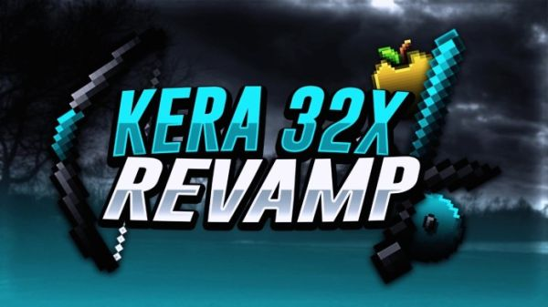 Kera Revamp PvP Texture Pack (32x) by iSparkton
