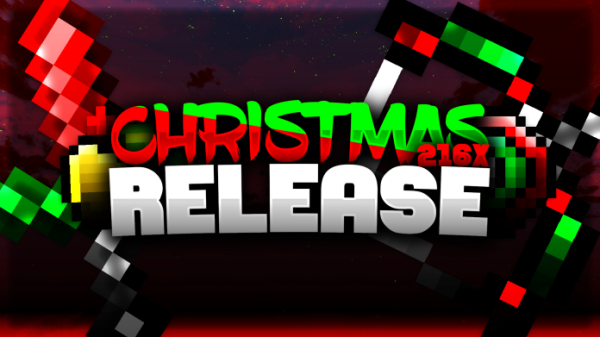 Minecraft Christmas Texture Pack - FPS PvP Texture Pack [16x]