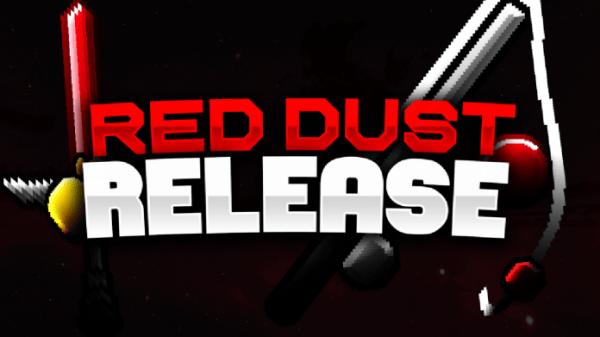 RedDust V2 PvP Texture Pack (64x)
