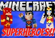 SUPERHEROES UNLIMITED MOD