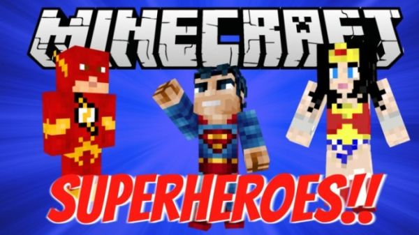 SuperHeroes Unlimited Mod – Become Marvel Characters