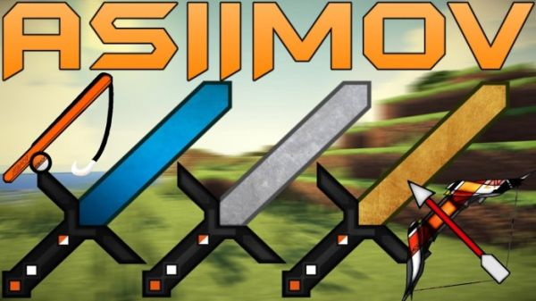 Asiimov PvP Texture Pack