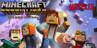 Minecraft Story Mode Netflix = 1