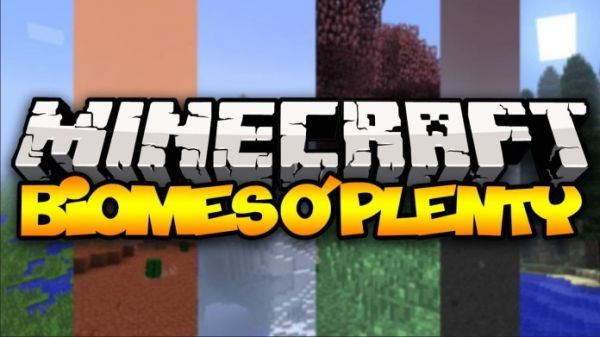 Biomes O Plenty: Exciting New Biomes for Minecraft