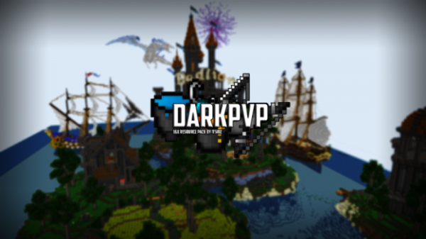 DarkPvP Texture Pack 16x UHC PVP 1.8