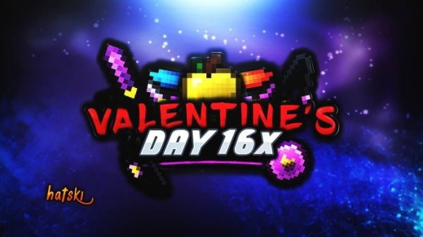 Valentine's PvP Texture Pack (16x) by Phase and iAlxz