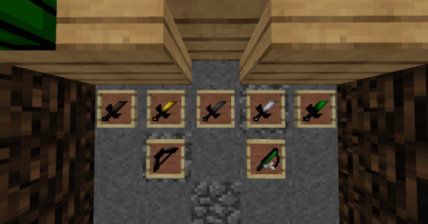 Green Leaves PvP Texture Pack - 1