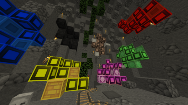 Strawberry Mentos PvP Texture Pack - 5